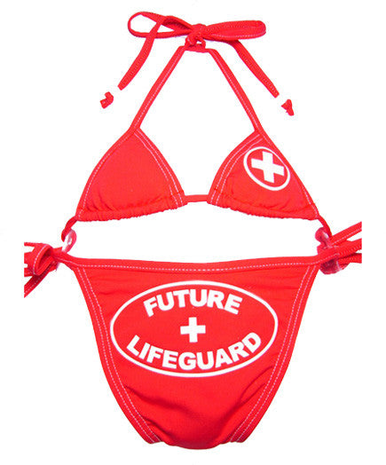 Lifeguard Bikini - Le Bébé Chic Boutique