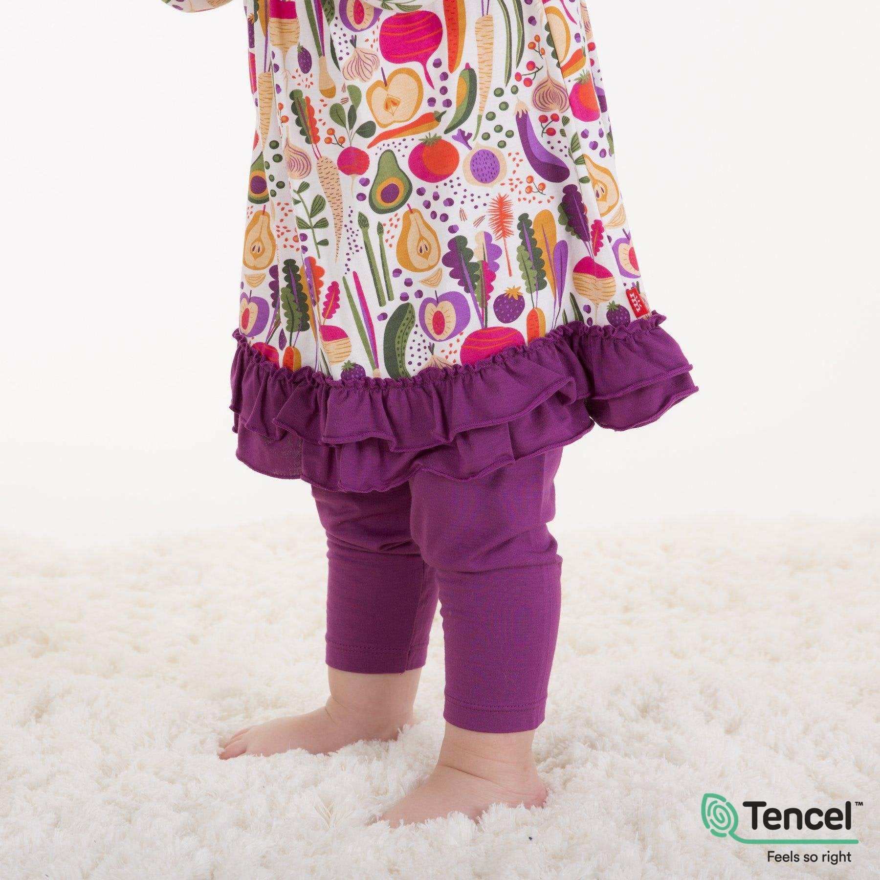 Magnificent Baby - Home Grown Modal Magnetic Dress and Pants