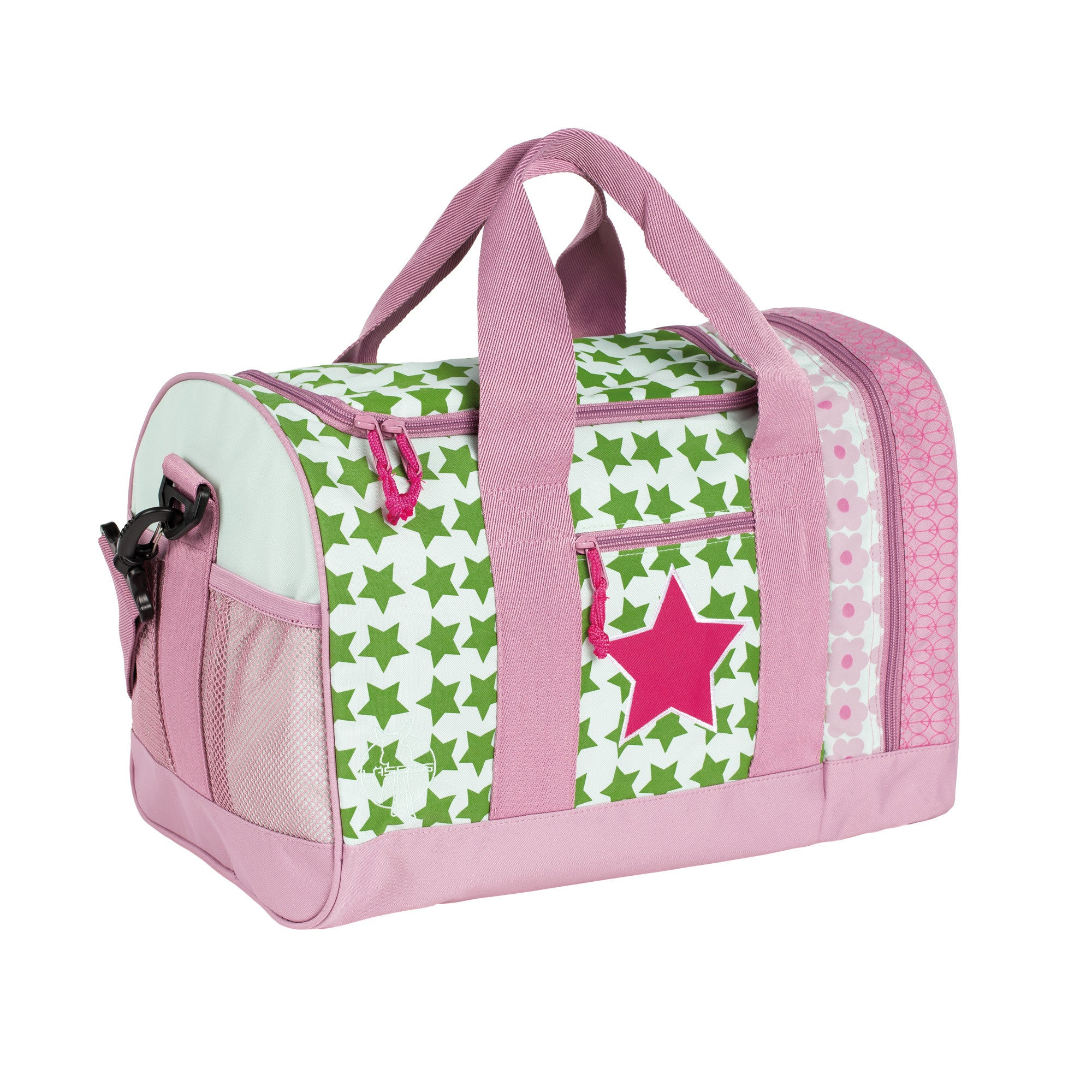 Mini Sports Bag Starlight Magenta - Le Bébé Chic Boutique