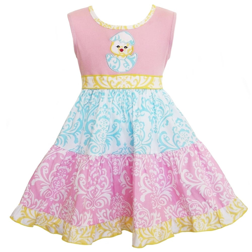 Annloren Chick Dress - Le Bébé Chic Boutique