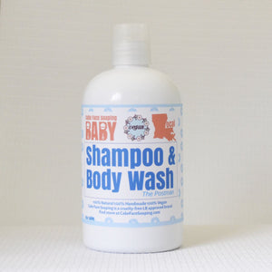 Baby Shampoo & Body Wash Postman - Le Bébé Chic Boutique