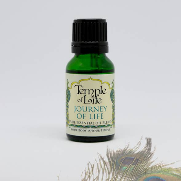Temple of Life Essential Oil Blend - Journey of Life 1/2 fl.oz.