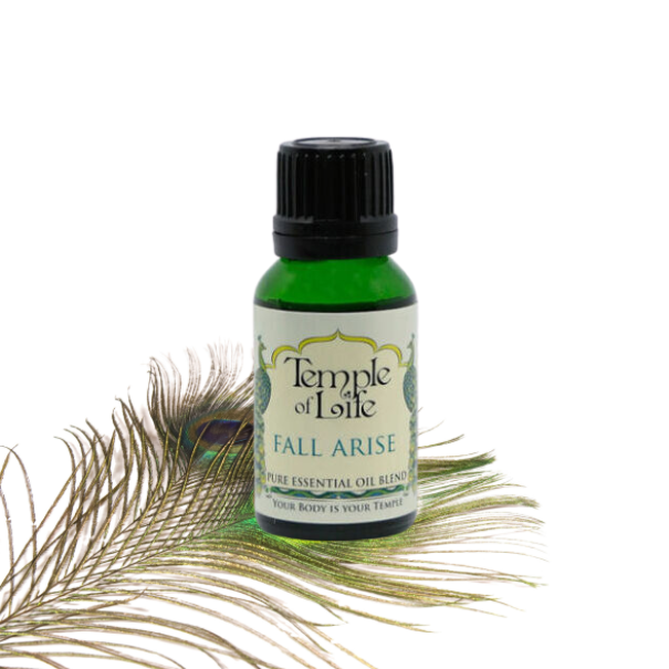 Temple of Life Essential Oil Blend - Fall Arise 1/2 fl.oz.