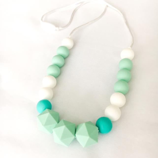 Chelsea and Marbles - Norah Necklace - Le Bébé Chic Boutique