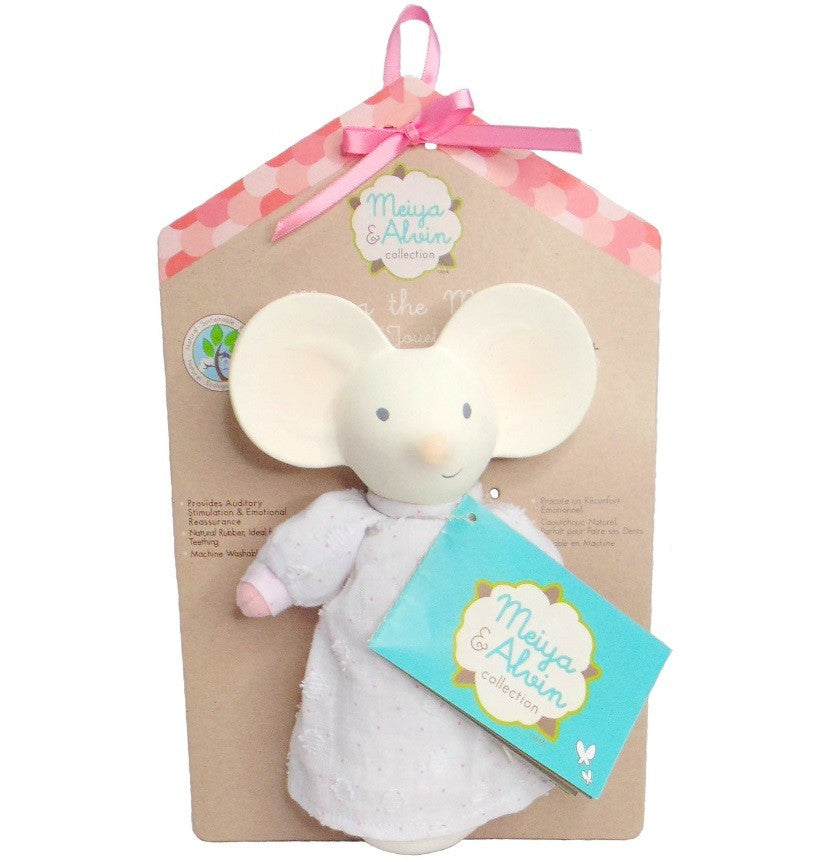 Meiya the Mouse Squeaker - Le Bébé Chic Boutique