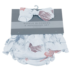 Bloomers and Headband Set