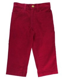 Mulberry Corduroy Pant