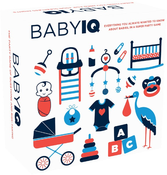 Baby IQ Party Game