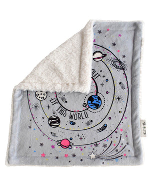 Galaxy Security Blanket - Le Bébé Chic Boutique
