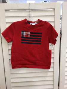Janie and jack USA  T-shirt 6-12 months - Le Bébé Chic Boutique