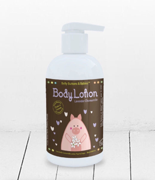 Belly Button & Babies Lavender Chamomile Lotion