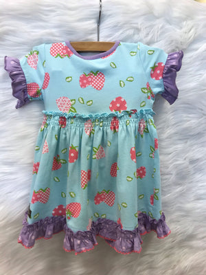 Matilda Jane dress and bloomer set 6-12 mo