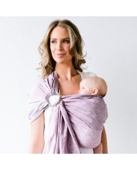 Líllé Baby Ring Sling Pomegranate - Le Bébé Chic Boutique