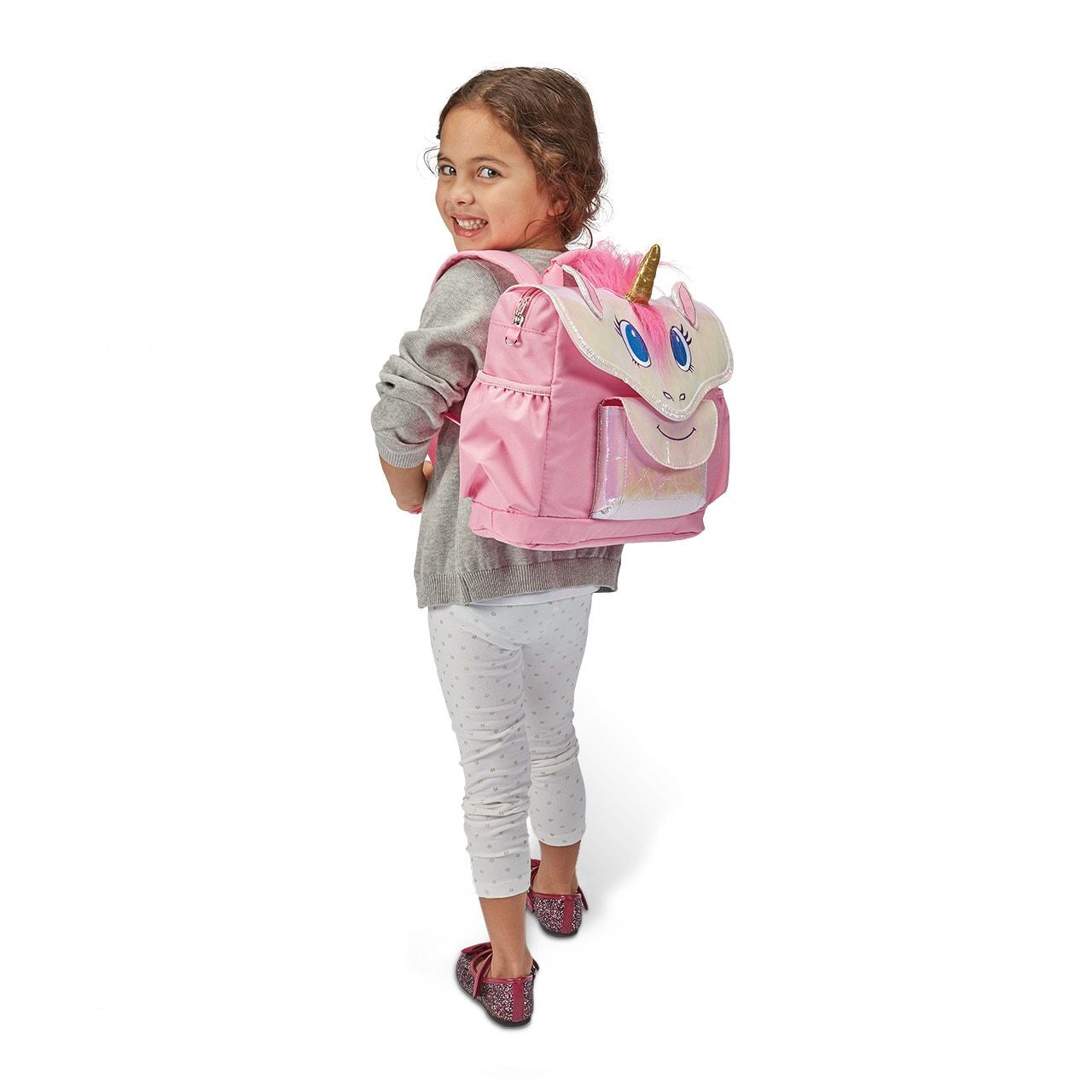 Medium Unicorn Backpack 5-7 years - Le Bébé Chic Boutique
