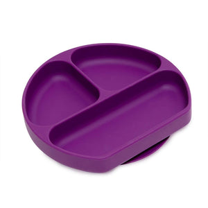 Grip dish purple - Le Bébé Chic Boutique