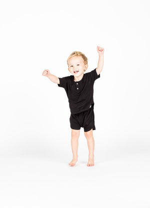 Little Pants Navy - Le Bébé Chic Boutique