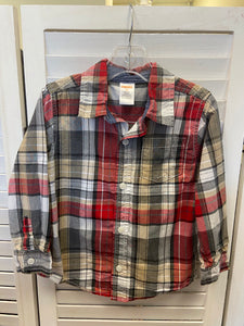 Gymboree Flannel 3T - Le Bébé Chic Boutique