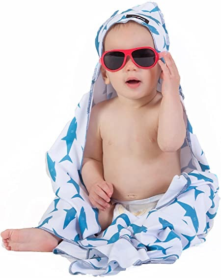 Luv Bug Hooded Towels