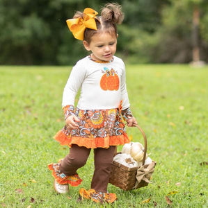 Annloren Pumpkin Dress