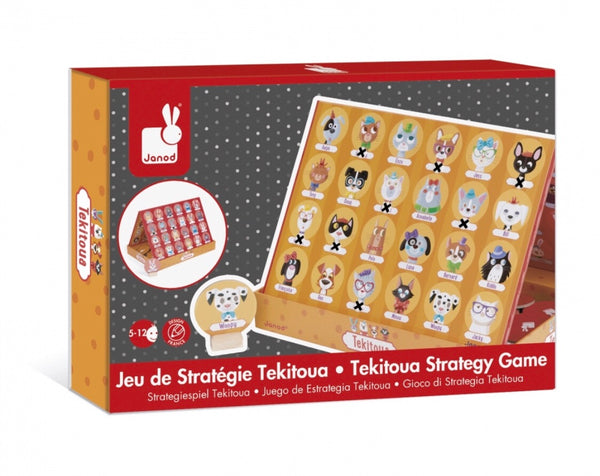 Tekitoua Strategy Game