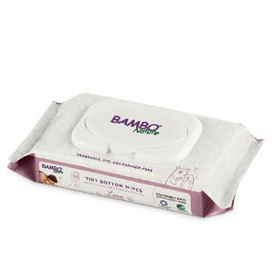Bambo Nature Wipes - Le Bébé Chic Boutique