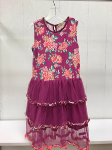 Matilda Jane Summer Sleeve Dress (size 6)**see details - Le Bébé Chic Boutique