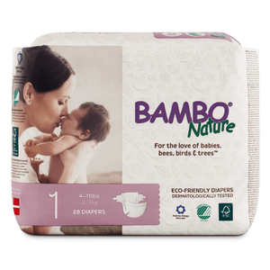Eco-Friendly Diapers - Le Bébé Chic Boutique