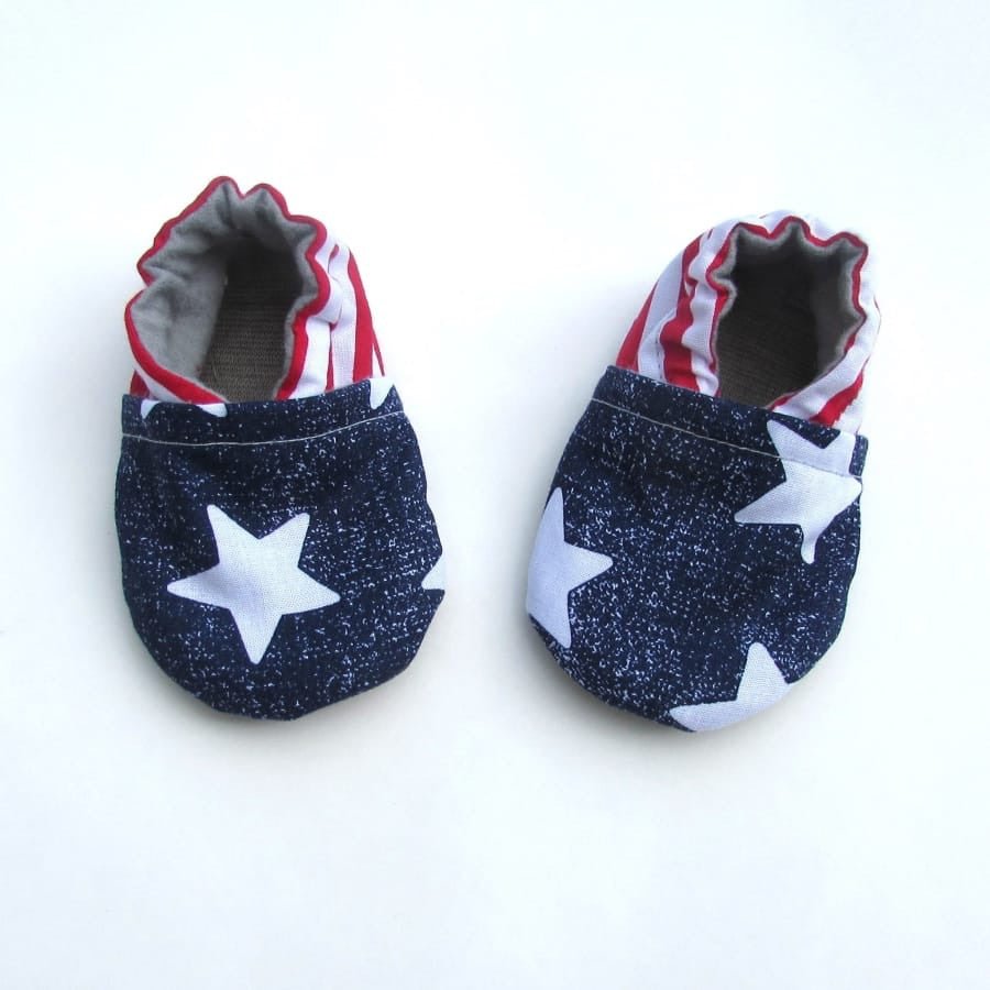 Starstruck Baby Shoes - Le Bébé Chic Boutique