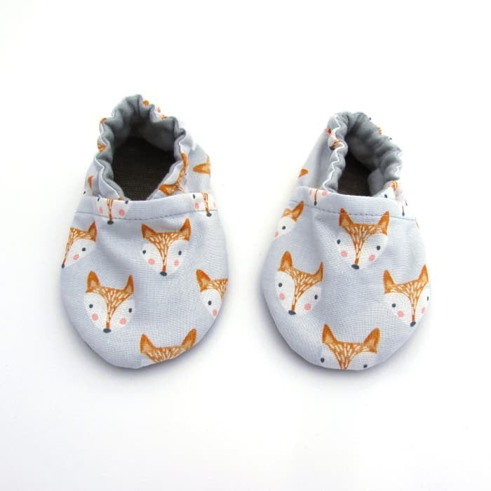 Fox Baby Shoes - Le Bébé Chic Boutique