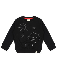 Weather Friends Sweatshirt - Le Bébé Chic Boutique