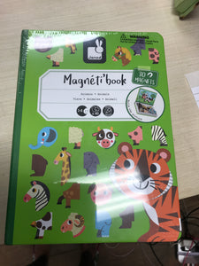 Magneti' Book Animals - Le Bébé Chic Boutique