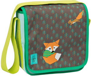 Mini Messenger Bag, Little Tree Fawn