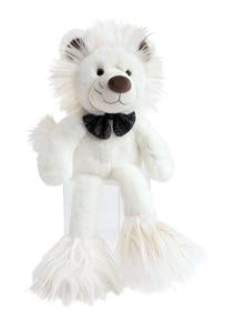 Lion Stuffed Animal with Glitter Accents - Le Bébé Chic Boutique