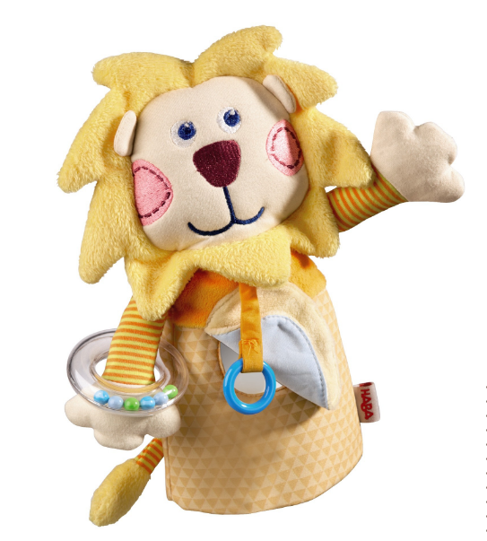 Lion Lotti Play Figure - Le Bébé Chic Boutique