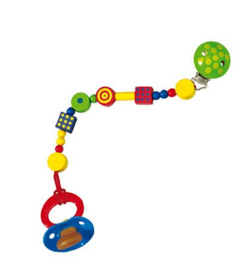 Motley Pacifier Chain