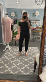 Marley French Terry Jumpsuit