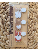 Girl of All Work Stationary Cute Corgies Book Buddies Valia Honolulu