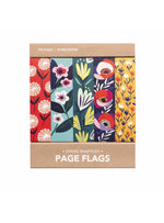 Girl of All Work Stationary Spring Rhapsody Page Flags Valia Honolulu