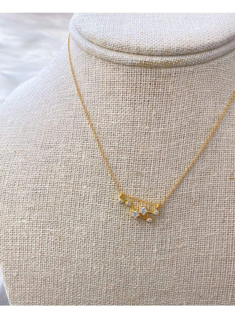 Taurus Charm Necklace