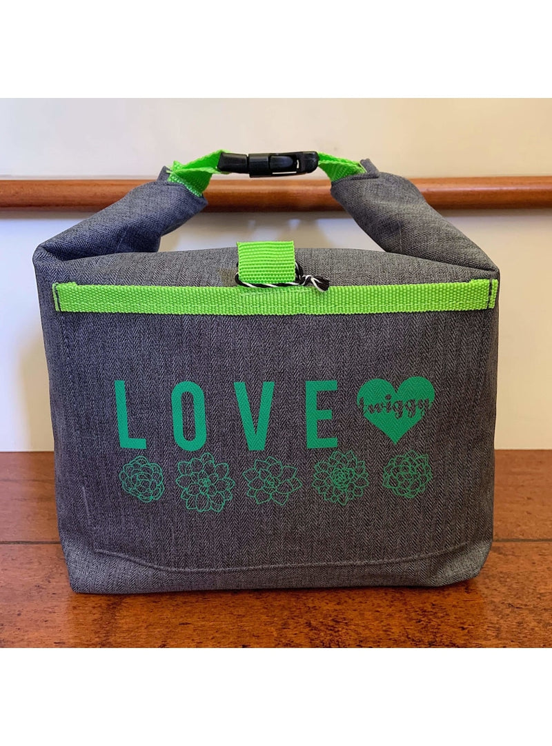 Succulent Love Lunch Tote