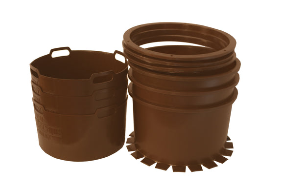 DIPS Drop in Planting System My-DIPS Round Complete Kit