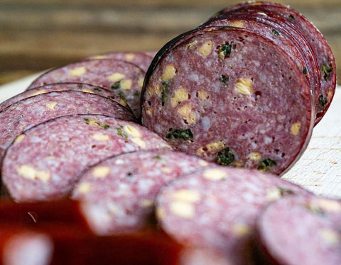1/2 Stick Summer Sausage (1 LB)