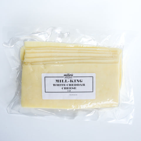 Mill-King Cheddar Cheese