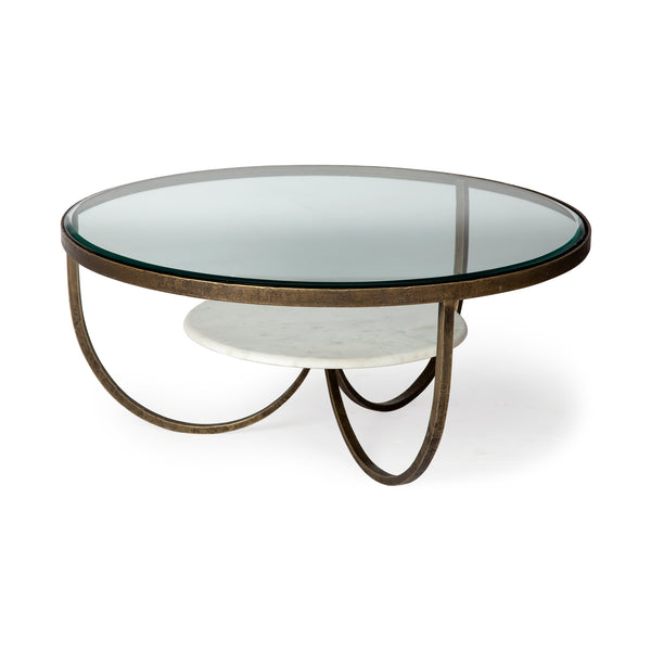 Amyas coffee table