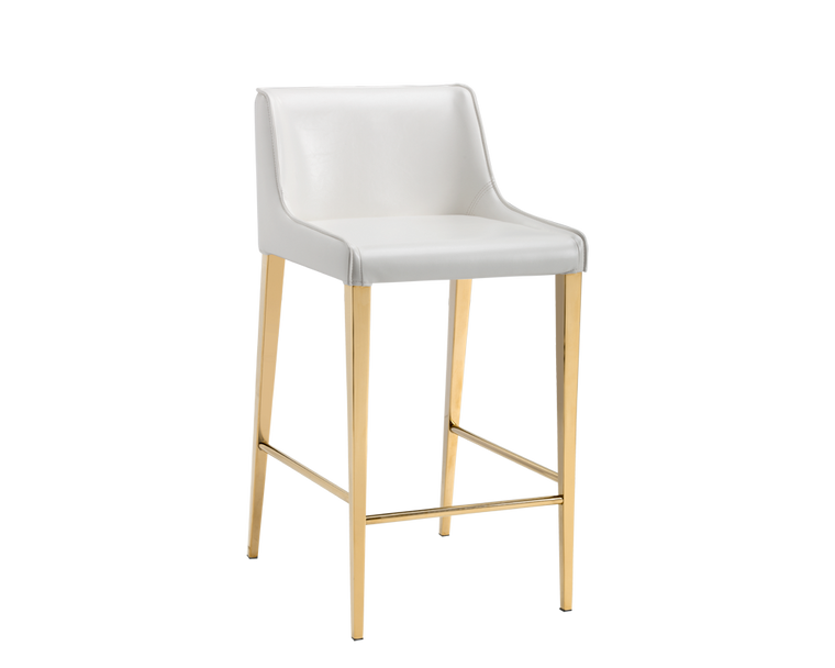 D'ARCY BARSTOOL ALMOND SET OF 2