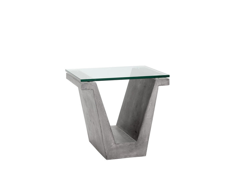 HUGUES END TABLE