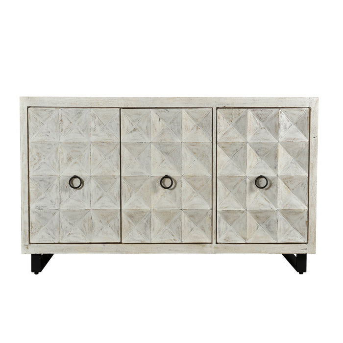 Hadrien 3 Door Sideboard