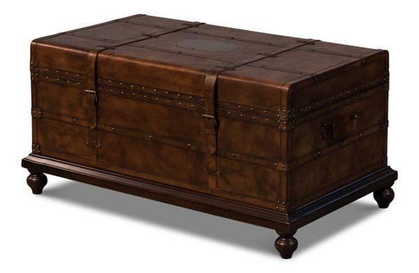 Alik Trunk Coffee Table