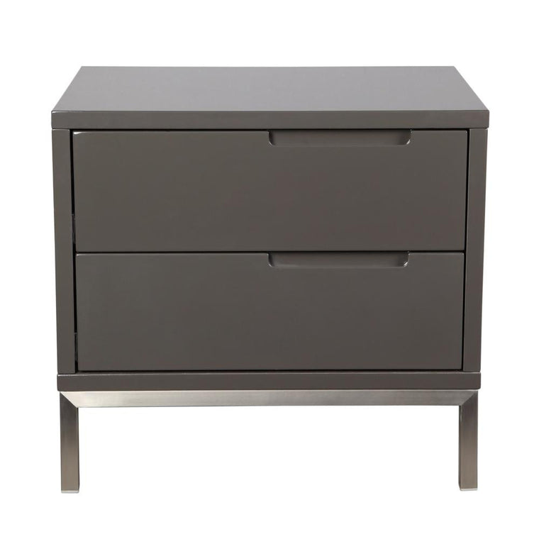 Joachim Side Table Grey