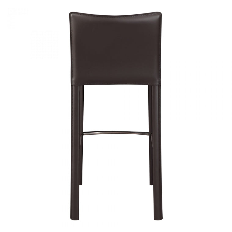 "Reynard Counter Stool 35"" Dark Brown"
